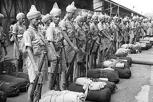 History of Indian Army during British Rule