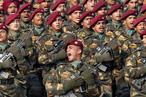 Indian Army in Modern India
